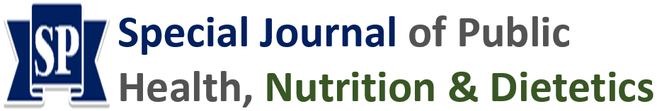 Special Journal of Public Health, Nutrition and Dietetics - PND